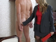 Strict wife punishment spank how