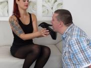 redhead-pantyhose-mistress (9)