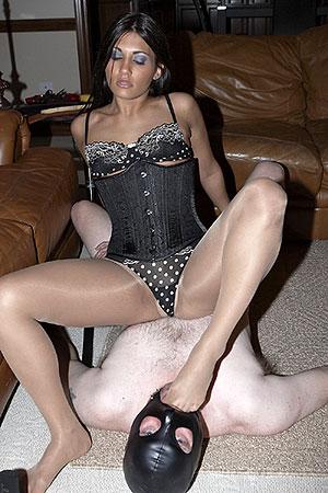 Pantyhose Mistress Femdom Milking
