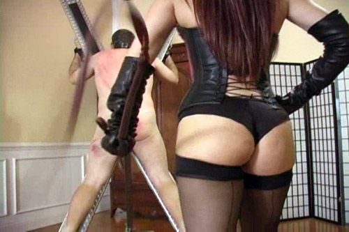 Stockings Mistress Whipping
