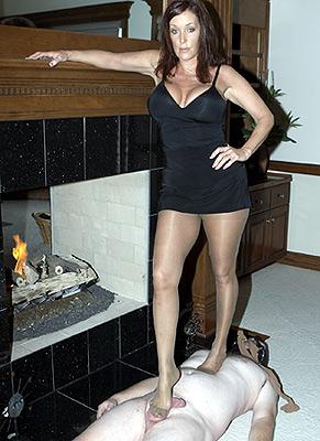 Pantyhose Femdom Sex